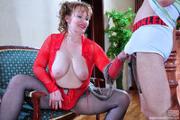 pantyhose mom galleries scj galleries gallery ripe bodied mom gets sexy seamed pantyhose showered cum after fuck