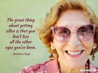 pic of older women older women quotes