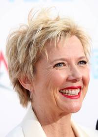 pic of older women annette bening hairstyles older woman