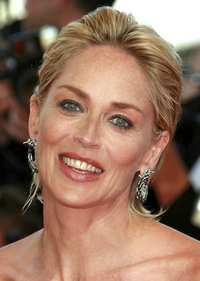 pic of older women large short hair style older women styles photos sharon stone updo pixel