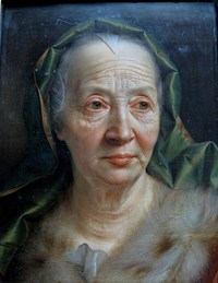 pics of older women balthasar denner german artist portrait old woman older women scarves