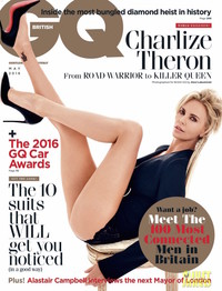 pics of sexy older women charlize theron covers british may fights against harsh reality older women sexy magazine photo shoot
