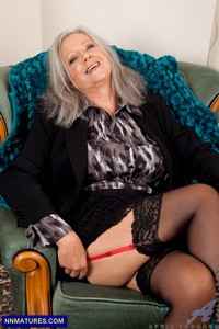 pictures of granny porn april thomas curvy granny hot sexy lingerie
