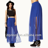 pictures of sexy mature ladies photo slit chiffon maxi skirt sexy mature ladies product detail