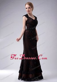 pictures of sexy mothers mother bride dresses hlen proxy foxdresses mermaid appliques dress brown
