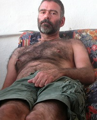 porn mature hairy pics media gay hot daddy porn