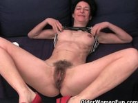 porn of older women older women soaking their cotton panties pussy juice