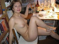 russian mature porn nude hot baby enjoying cold russian beer sitting chair