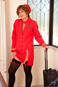 sexy mature pic picpost thmbs sexy mature redhead stewardess coming home pics