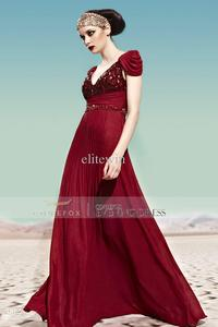 sexy mature albu sexy mature dark red prom dresses silk chiffon product