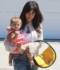 sexy mom having sex with daughter add tvshowbiz one stylish mom kourtney kardashian looks cool white enjoys playdate adorable daughter penelope