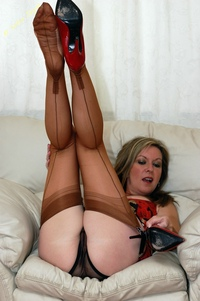 sexy mommy galleries galleries satinjayde beauty sexy mom dirty ass pussy hot panty wearing brown nylon stockings gorgeous high heels