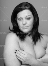 sexy naked mature woman depositphotos sexy nude mature plus sized woman stock photo