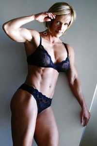 sexy naked old women muscle abs are sexy
