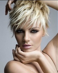 sexy older women pic gallery popular short haircuts modern women choppy haircut