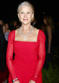 sexy older women pic wenn helen mirren red escada palm springs film festival sexy classy
