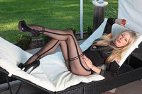 sexy photo milf phose pantyhose fetish alina heels sexy milf high