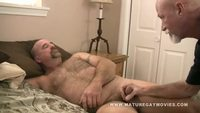 skinny mature porn daddy clint taylor fucks skinny mature lover
