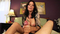 topless mom pics busty topless mom gives handjob son mother english incest goes mommy