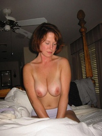 topless mom pictures mom sat bed topless thinking was going