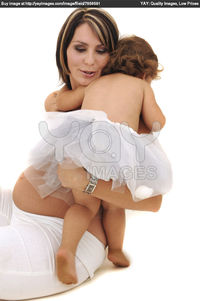 topless mom pictures pregnant topless mother playing infant daughter anal mom