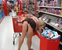 women upskirt shots wallpapers bare woman upskirt ass supermarket milf grocery store