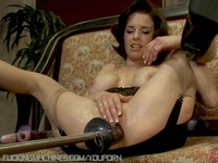 you porn mature watch mature beauty explores fucking machines