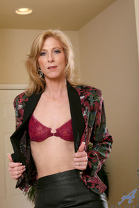 beautiful mature mature beautiful dee removes business attire reve