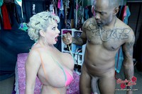 boobs mature gallery claudia marie huge black cock giant boobs mature whore gets smashed