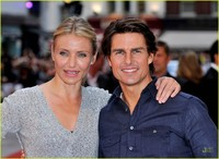 cameron mature cameron circuit diaz tom cruise british race admits that went gayelle once
