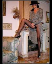 classy mature pictures red optics picsbpantyhose fetish model stella van gent pantyhose