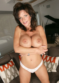deauxma mature topless deauxma holding tits