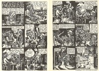 dirty mature copyright julie doucet page from english lesson dirty plotte mature readers