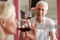 france mature photos modern mature couple preparing food drinking red wine picture galleries photographers christopher ames