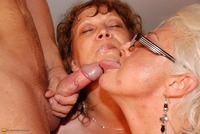 gallery mature tube galleries mature sexparty three sluts party one hard cock
