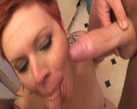 horny mature horny mature bitch rammed cocks