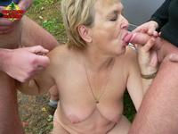lady mature mature porn outdoor lady photo