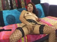 latina mature videos screenshots preview mature latina plugged hairy pussy