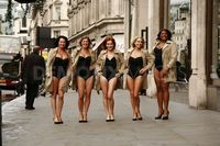 lingerie mature scale large photos mature models protest their lingerie oxford street news all media