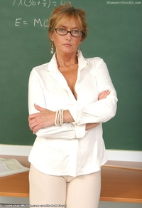 mature teacher forties autjudysblog classroom