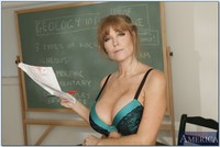 mature teacher pics mature teacher darla crane shows tits hot ass stripping skirt