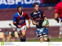 mature and young rugby action teams play moments mature young men westville boys high school framesby royalty free stock photography