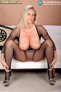 mature curvy photo asshole ass tits blonde crotchless curvy fishnet bodysuit heels karen fisher mature beauty samantha silver scoreland shaved solo toy