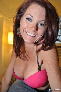 mature fake tits galleries redhead milf fake tits skinny