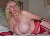 mature fake tits amateur porn old mature gilf huge fake implant tits photo