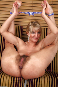 mature flexible very flexible hairy mature