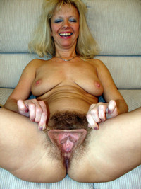 mature hairy hairy mature collection ouch