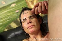 mature madison galleries facial abuse molly madison