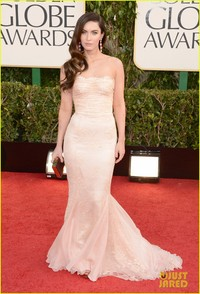 mature mommy megan fox golden globes red carpet brian austin green category fashion crimes page