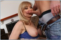 mature naughty america galleries naughtyamerica nina hartley blowjob more hot pictures from naughty america keeps sucking